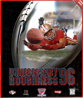 Juego online Unnecessary Roughness '96 (PC)