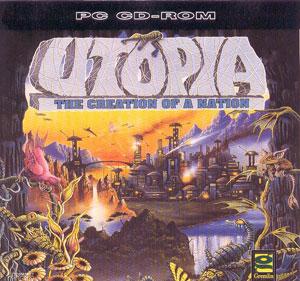 Portada de la descarga de Utopia: The Creation of a Nation