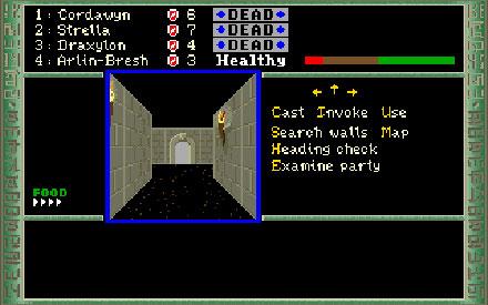Pantallazo del juego online Dark Heart of Uukrul (PC)