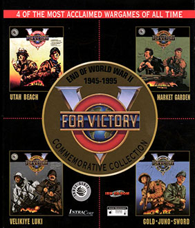 Juego online V for Victory: Commemorative Collection (PC)