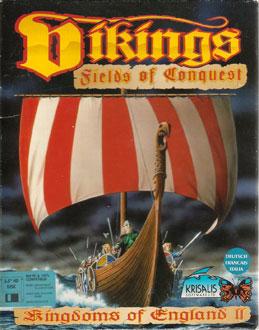 Portada de la descarga de Vikings: Fields of Conquest