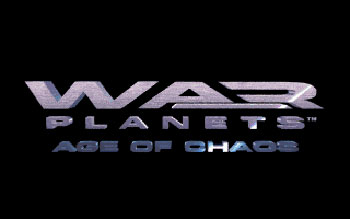 Juego online War Planets: Age of Chaos (PC)