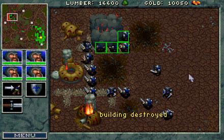 Imagen de la descarga de WarCraft – Orcs & Humans