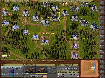 Imagen de la descarga de Wargame Construction Set III: Age of Rifles