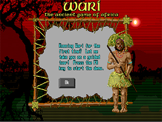 Carátula del juego Wari The Ancient Game of Africa (PC)