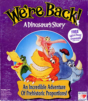 Juego online We're Back: A Dinosaur's Story (PC)