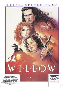 Carátula del juego Willow (PC)