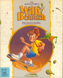 Carátula del juego The Adventures of Willy Beamish (PC)