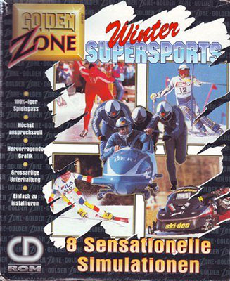 Portada de la descarga de Winter Supersports 92