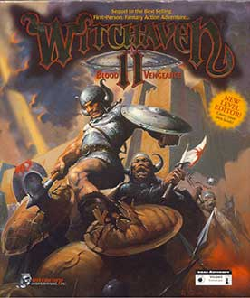 Juego online Witchaven II: Blood Vengeance (PC)
