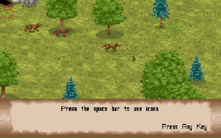 Pantallazo del juego online Wolf (PC)
