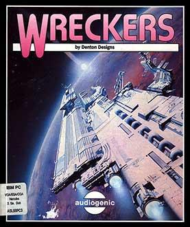 Portada de la descarga de Wreckers