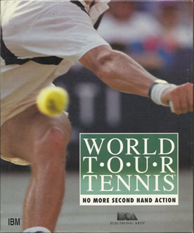 Portada de la descarga de World Tour Tennis