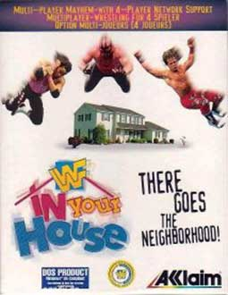 Juego online WWF In Your House (PC)