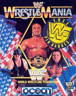 Juego online WWF Wrestlemania (PC)