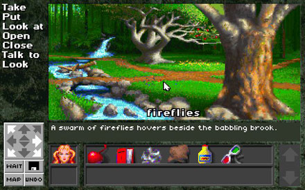 Pantallazo del juego online Companions of Xanth (PC)