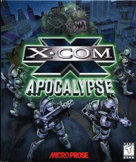 Carátula del juego X-COM Apocalypse (PC)