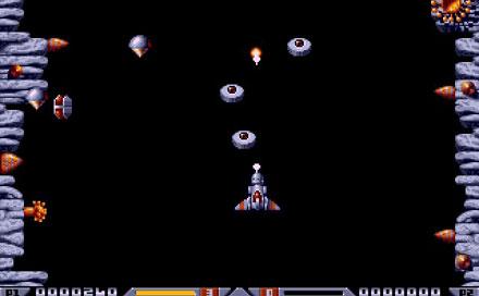 Pantallazo del juego online Xenon 2 Megablast (PC)