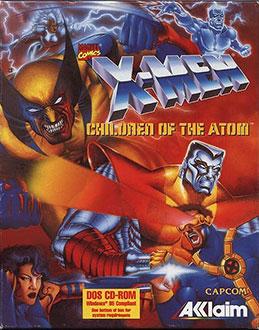 Juego online X-Men: Children of the Atom (PC)
