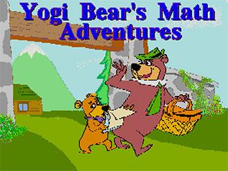 Juego online Yogi Bear's Math Adventures (PC)