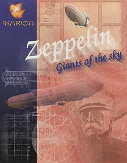 Portada de la descarga de Zeppelin: Giants of the Sky