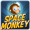 Juego online Space monkey