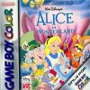 Juego online Alice in Wonderland (GB COLOR)