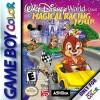 Juego online Walt Disney World Quest: Magical Racing Tour (GB COLOR)