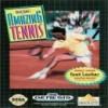 Juego online David Crane's Amazing Tennis (Genesis)