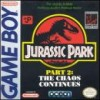 Juego online Jurassic Park Part 2: The Chaos Continues (GB)