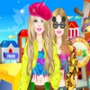 Juego online Barbie Hipster Style