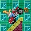 Juego online Homer Motorbike
