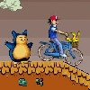 Juego online Pokemon Bike