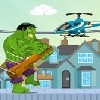 Juego online Revenge Of The Hulk