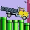Juego online Mario Truck 2