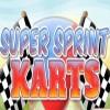 Juego online Super Sprint Karts
