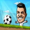 Juego online Puppet Soccer