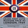 Juego online Grand Theft Auto: Mission Pack 1: London 1969 (PC)