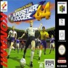 Juego online International Superstar Soccer 64 (N64)