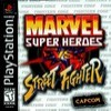 Juego online Marvel Super Heroes Vs Street Fighter (PSX)