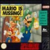 Juego online Mario is Missing (Snes)