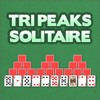 Juego online Tri Peaks Solitaire IV