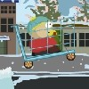 Juego online Cartman Shopping Cart