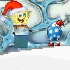 Juego online Spongebob Christmas