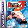 Juego online Street Fighter Alpha 3 (GBA)
