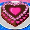 Juego online Valentine Cake Decoration