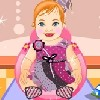 Juego online Chubby Girl Baby Dressup