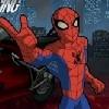 Juego online SpiderBike Racing