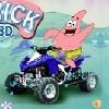 Juego online Patrick ATV 3D