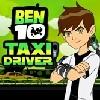 Juego online Ben 10 taxi driver